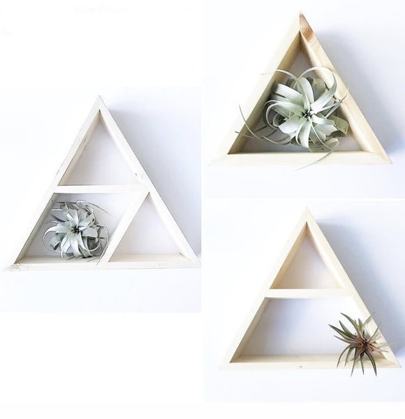 Triangle shelf- small 12""