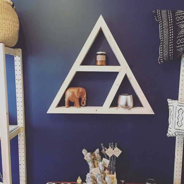 Triangle Wall hanging- 30""