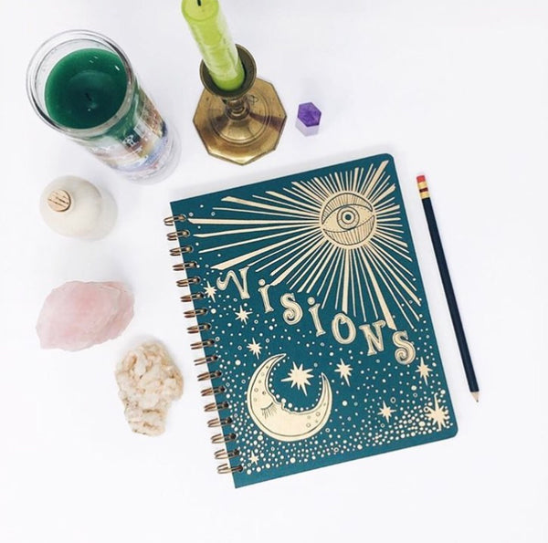 Visions Note Book