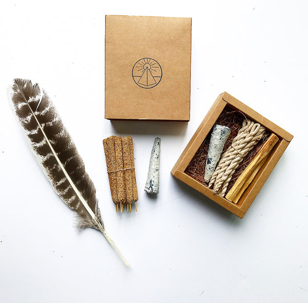 Ritual incense kit