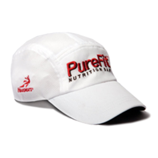 PureFit Coolmax Running Hat - PureFit Nutrition