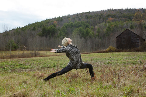 POWER UP: Weekend Retreat In the Catskills