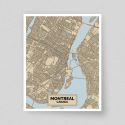 MONTREAL - Création #5235