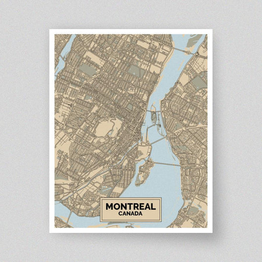MONTREAL - Création #5322