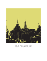 Illustration de Bangkok
