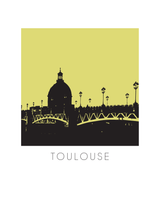 Illustration de Toulouse