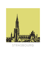 Illustration de Strasbourg
