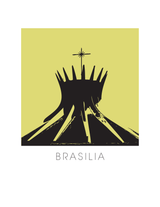 Illustration de Brasilia