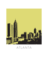 Illustration de Atlanta