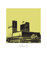 Illustration de Oslo