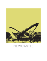 Illustration de Newcastle