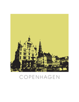 Illustration de Copenhague