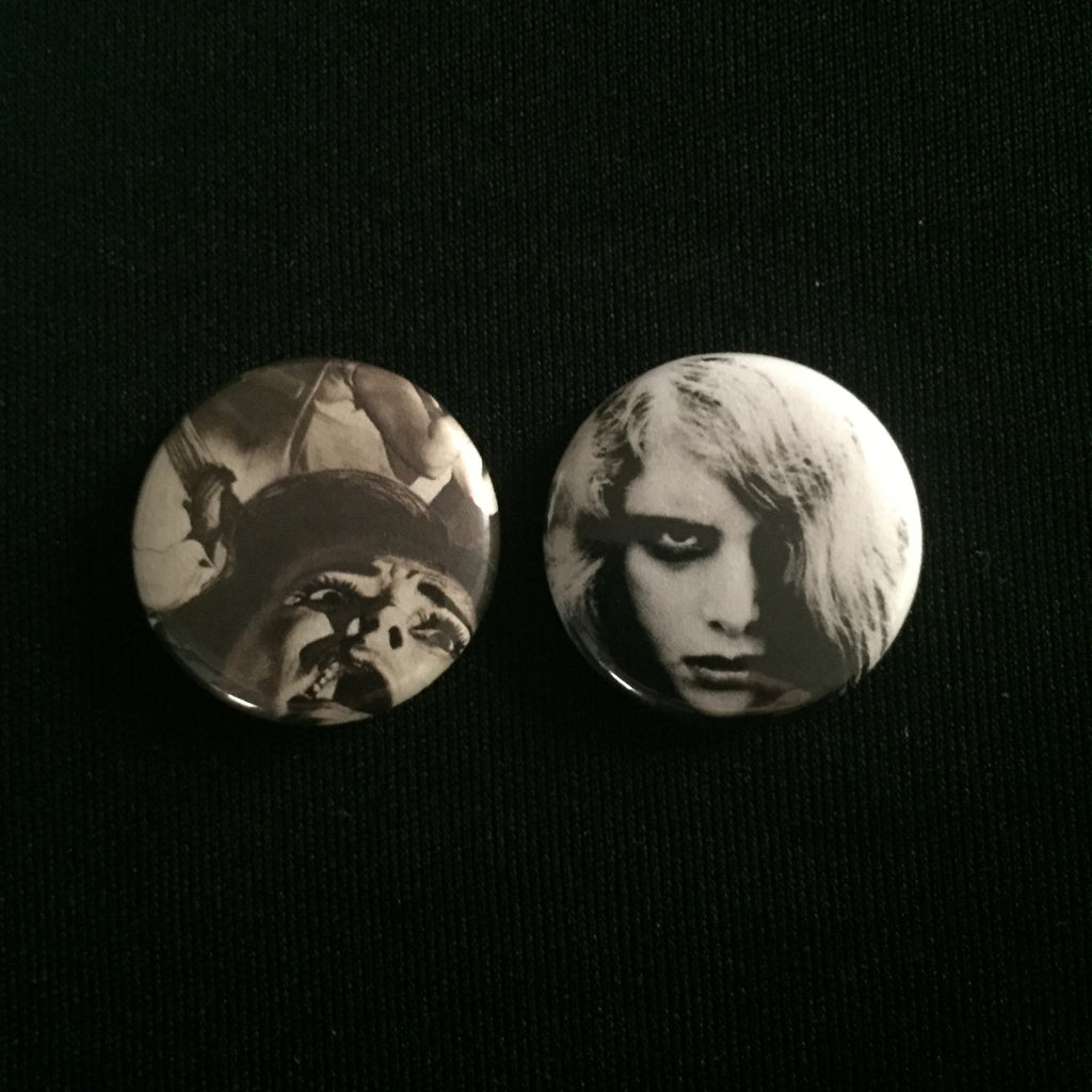 "NIGHT OF THE LIVING DEAD 1"" buttons"