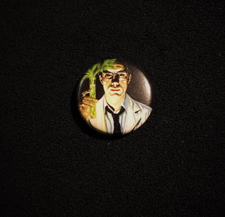 "RE-ANIMATOR 1"" button"