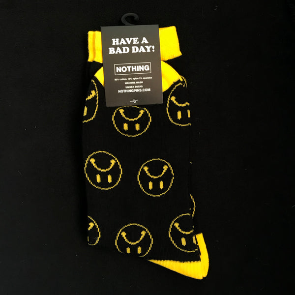 BAD DAY socks
