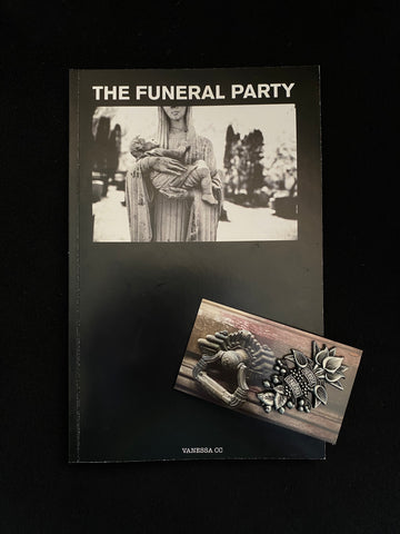THE FUNERAL PARTY Photo Book & Pin