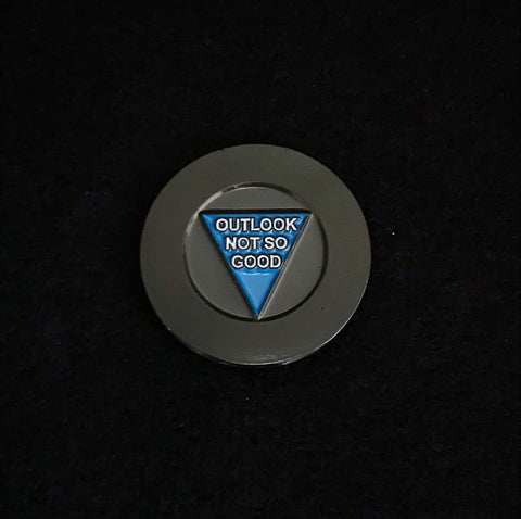 TYPICAL FORTUNE soft enamel pin