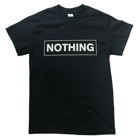 NOTHING LOGO T-shirt