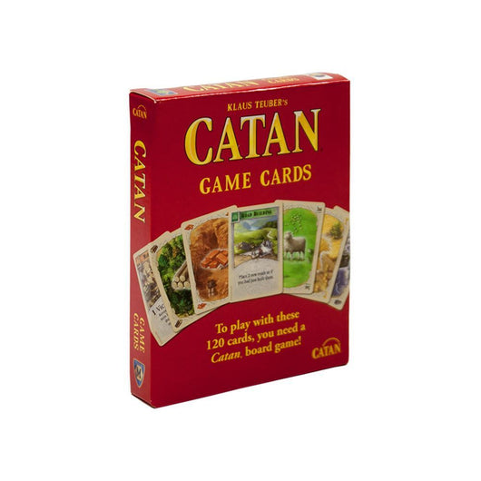 Catan: Game Cards (ENG)