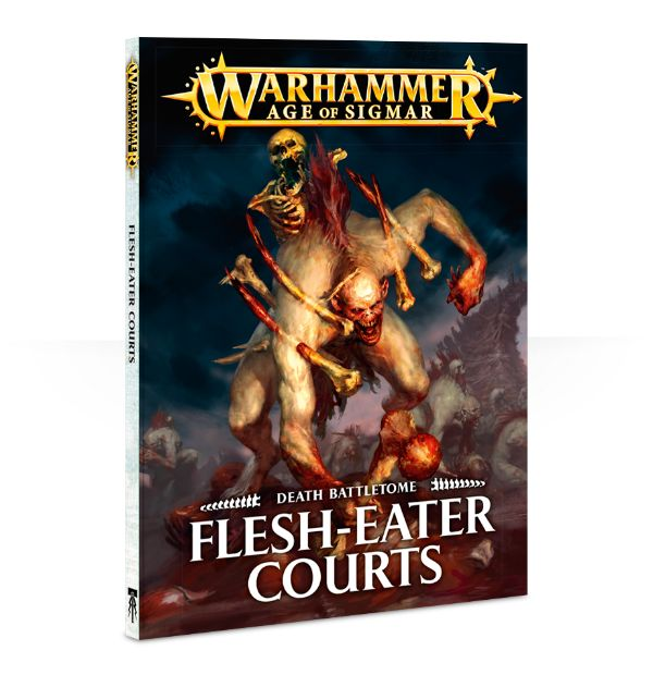 Battletome: Flesh-Eater Courts-Warhammer AOS-Multizone: Comics And Games | Multizone: Comics And Games
