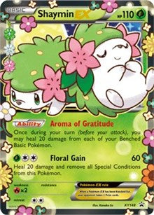 Shaymin EX [XY Promos] | Multizone: Comics And Games