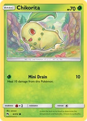 Chikorita (6) [SM - Lost Thunder] | Multizone: Comics And Games