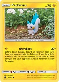 Pachirisu [SM - Lost Thunder] | Multizone: Comics And Games