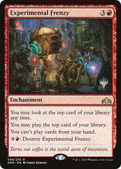 Experimental Frenzy [Guilds of Ravnica Promos] | Multizone: Comics And Games