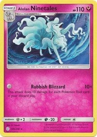Alolan Ninetales (145/236) [SM - Cosmic Eclipse] | Multizone: Comics And Games