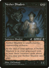 Nether Shadow (4th Place) (Oversized) [Oversize Cards] | Multizone: Comics And Games