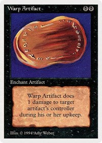 Warp Artifact [Summer Magic / Edgar] | Multizone: Comics And Games