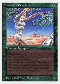 Shanodin Dryads [Summer Magic / Edgar] | Multizone: Comics And Games