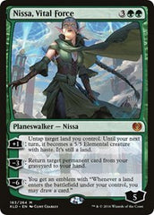Nissa, Vital Force [Promo Pack: Zendikar Rising] | Multizone: Comics And Games
