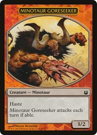Minotaur Goreseeker [Hero's Path Promos] | Multizone: Comics And Games