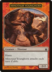 Minotaur Younghorn [Hero's Path Promos] | Multizone: Comics And Games