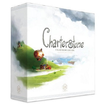 Charterstone-Board game-Multizone: Comics And Games | Multizone: Comics And Games