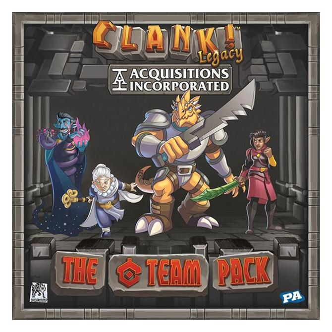 "Clank! Legacy The ""C"" team 