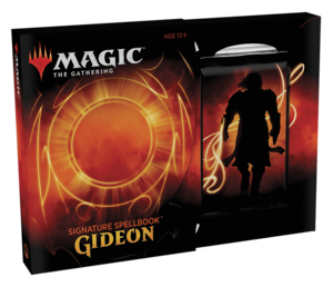 Gideon Spellbook-magic-Multizone: Comics And Games