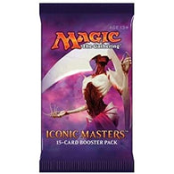 Iconic masters - Packs