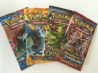 4 for 20$ - PKM Booster Packs