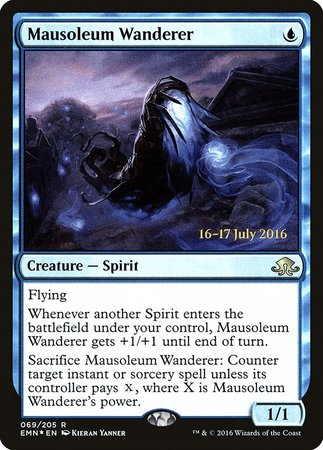 Mausoleum Wanderer [Eldritch Moon Promos] | Multizone: Comics And Games