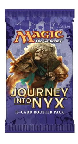 Journey into NYX - Packs-MTG Pack-Multizone: Comics And Games