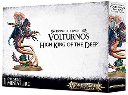 Akhelian King / Volturnos, High King of the Deep-Warhammer AOS-Multizone: Comics And Games