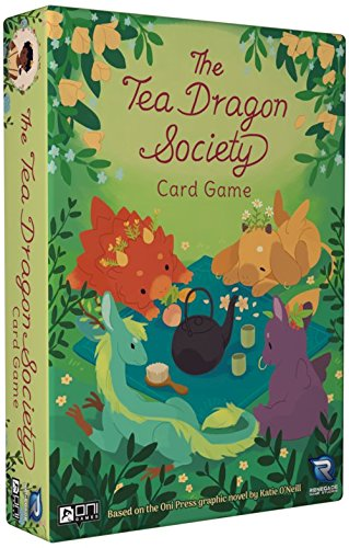 Tea dragon society card game-Board game-Multizone: Comics And Games