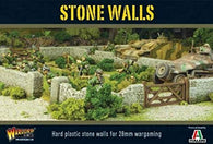 Bolt Action Stone walls-Bolt Action-Multizone: Comics And Games