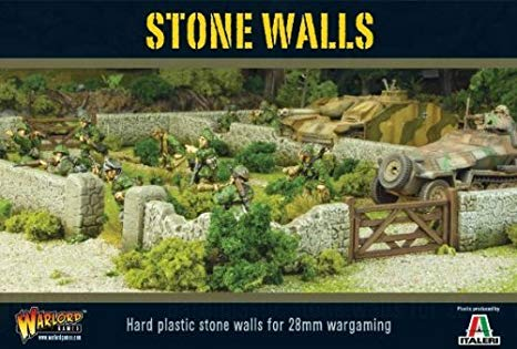 Bolt Action Stone walls
