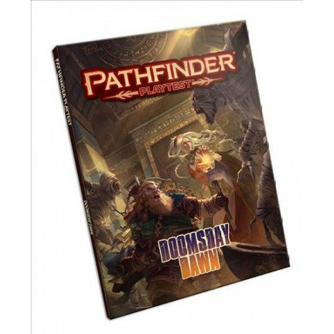Pathfinder 2.0 Playtest Doomsday Dawn-Pathfinder-Multizone: Comics And Games | Multizone: Comics And Games