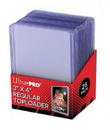Ultra Pro Hard Covers toploader