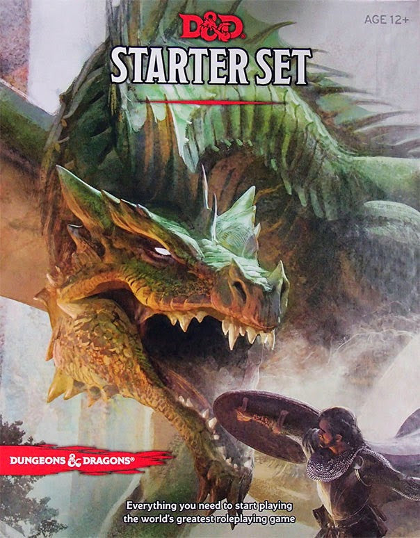 D&D 5e: Starter Set (ENG)-Dungeons & Dragons-Multizone: Comics And Games | Multizone: Comics And Games