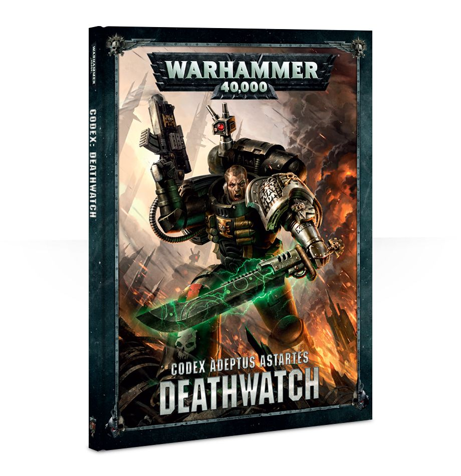 Codex Deathwatch-Warhammer 40k-Multizone: Comics And Games | Multizone: Comics And Games